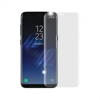Folie Tempered Glass 3D Tellur pentru Samsung Galaxy S8 Plus, Transparent